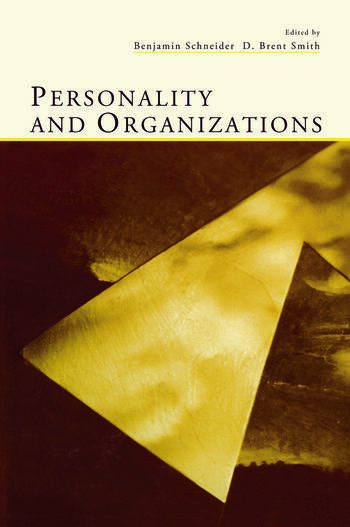 Personality and Organizations book cover