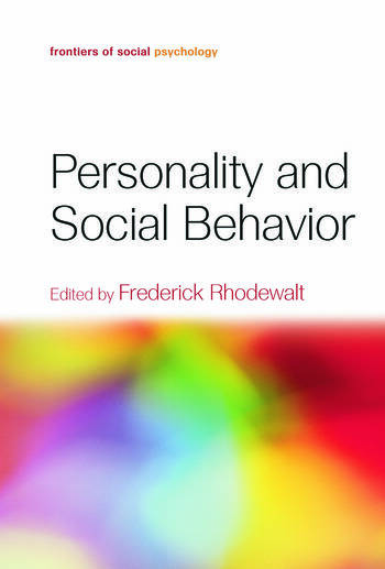 Personality and Social Behavior book cover