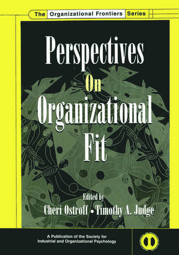 Perspectives on Organizational Fit book cover