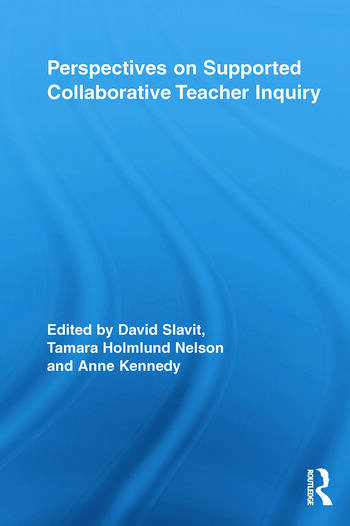 Perspectives on Supported Collaborative Teacher Inquiry book cover
