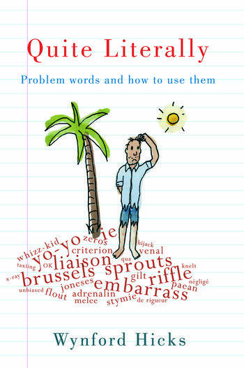 Quite Literally Problem Words and How to use Them book cover