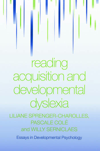 Reading Acquisition and Developmental Dyslexia book cover