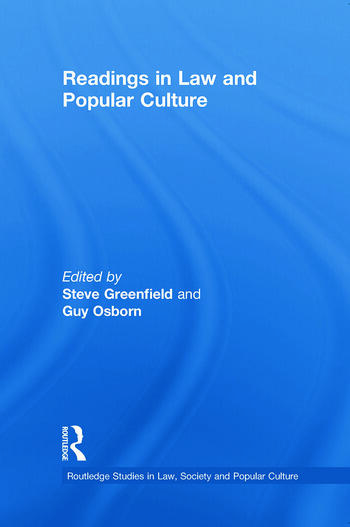 Readings in Law and Popular Culture book cover