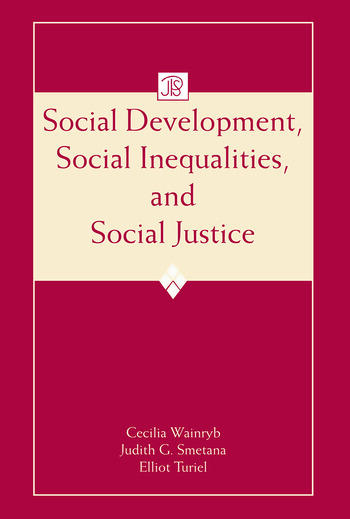 Social Development, Social Inequalities, and Social Justice book cover