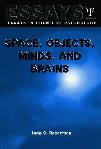Space, Objects, Minds and Brains book cover