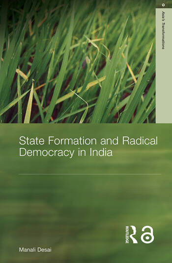 State Formation and Radical Democracy in India book cover