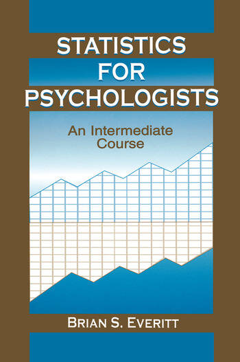 Statistics for Psychologists An Intermediate Course book cover