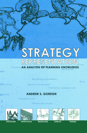Strategy Representation An Analysis of Planning Knowledge book cover