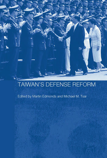 Taiwan's Defense Reform book cover
