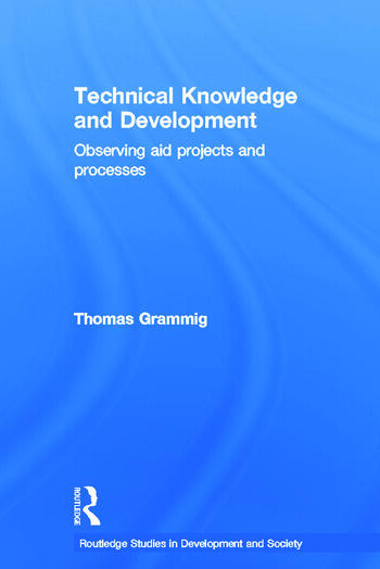 Technical Knowledge and Development Observing Aid Projects and Processes book cover