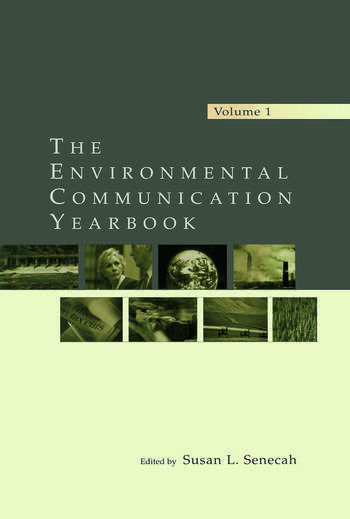 The Environmental Communication Yearbook Volume 1 book cover