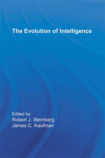 The Evolution of Intelligence book cover
