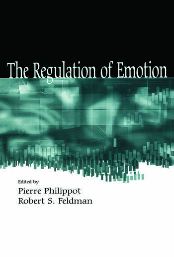 The Regulation of Emotion book cover