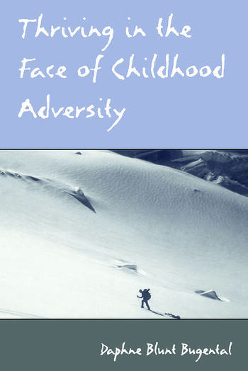 Thriving in the Face of Childhood Adversity book cover