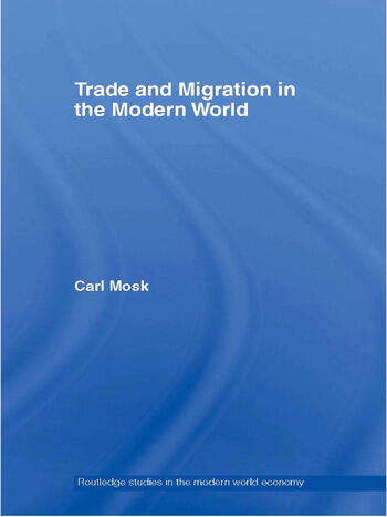 Trade and Migration in the Modern World book cover