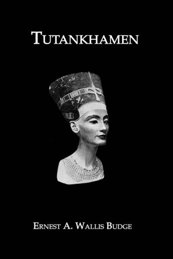 Tutankhamen book cover