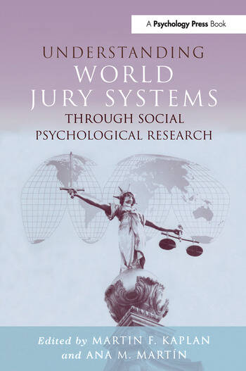 Understanding World Jury Systems Through Social Psychological Research book cover