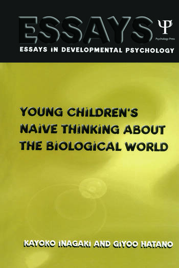 Young Children's Thinking about Biological World book cover