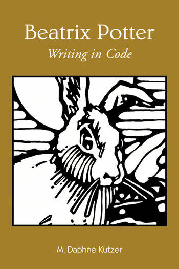 Beatrix Potter Writing in Code book cover