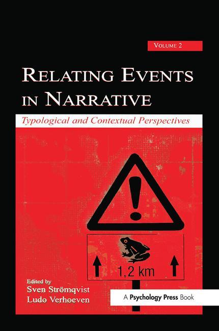 Relating Events Narrative Set book cover