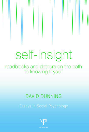 Self-Insight Roadblocks and Detours on the Path to Knowing Thyself book cover