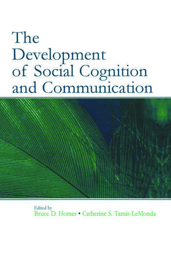 The Development of Social Cognition and Communication book cover