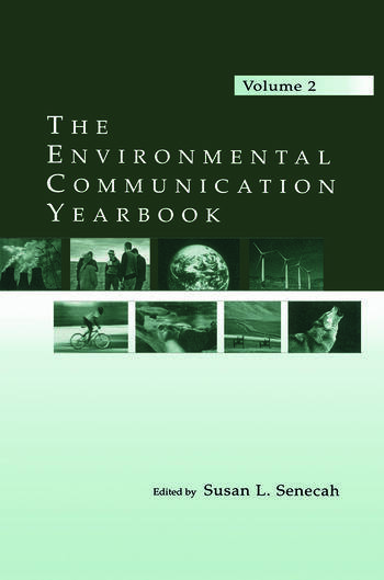 The Environmental Communication Yearbook Volume 2 book cover