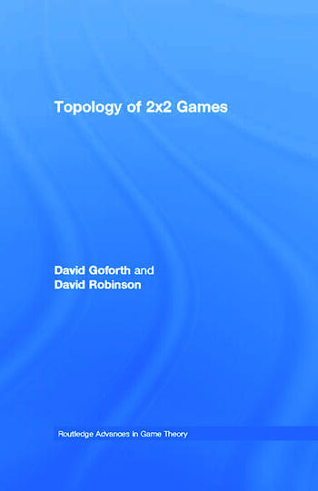 Topology of 2x2 Games book cover