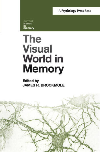 The Visual World in Memory book cover