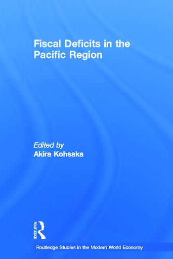 Fiscal Deficits in the Pacific Region book cover
