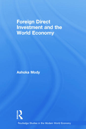 Foreign Direct Investment and the World Economy book cover