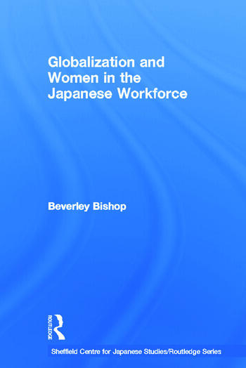 Globalisation and Women in the Japanese Workforce book cover