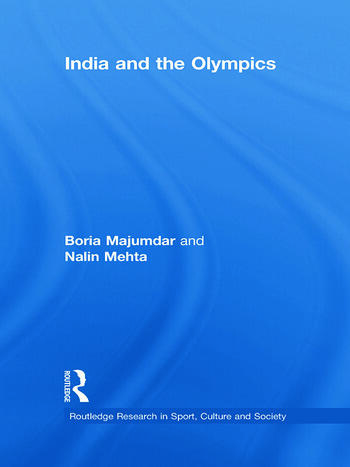 India and the Olympics book cover