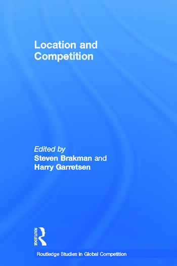 Location and Competition book cover