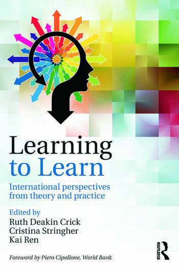Learning to Learn International perspectives from theory and practice book cover