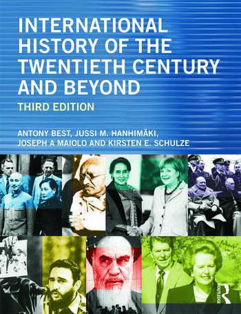 International History of the Twentieth Century and Beyond book cover