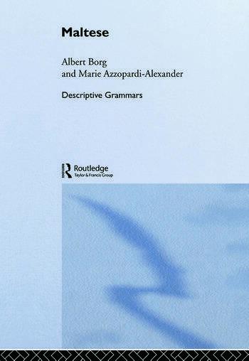 Maltese book cover