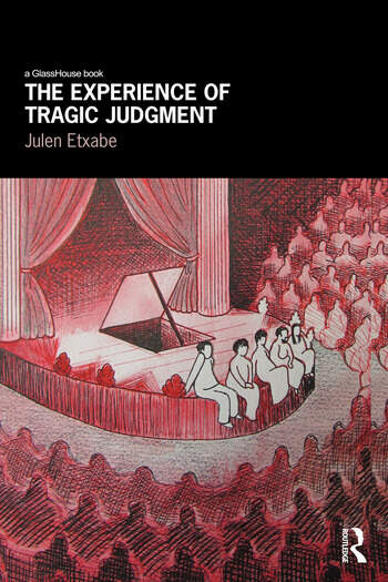 The Experience of Tragic Judgment book cover