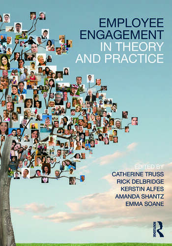 Employee Engagement in Theory and Practice book cover