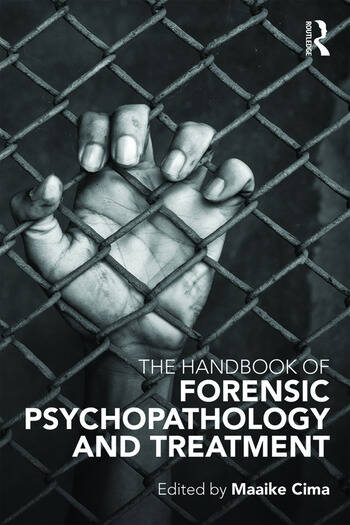 The Handbook of Forensic Psychopathology and Treatment book cover