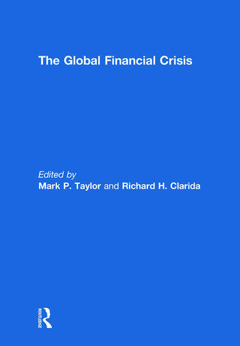 The Global Financial Crisis book cover