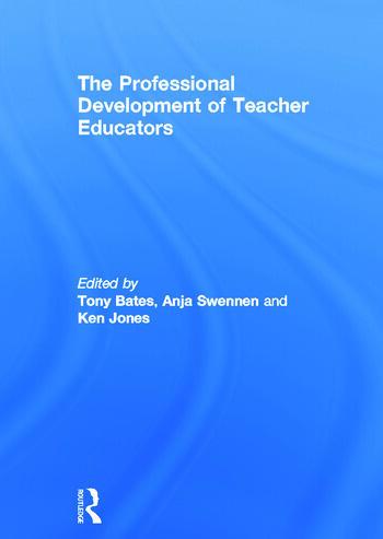 The Professional Development of Teacher Educators book cover