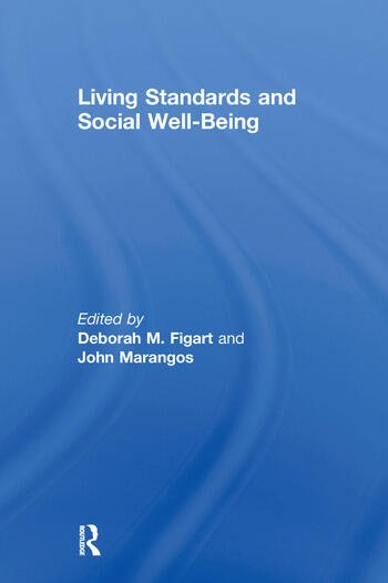 Living Standards and Social Well-Being book cover