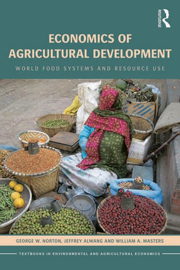 Economics of Agricultural Development World Food Systems and Resource Use book cover