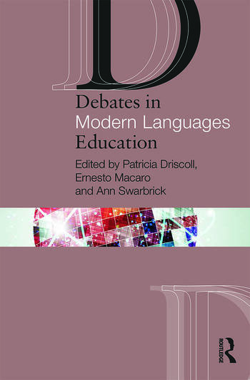 Debates in Modern Languages Education book cover