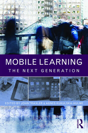 Mobile Learning The Next Generation book cover