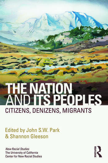 The Nation and Its Peoples Citizens, Denizens, Migrants book cover