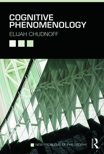 Cognitive Phenomenology book cover