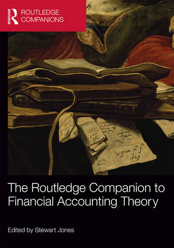 The Routledge Companion to Financial Accounting Theory book cover
