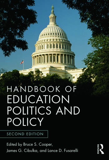 Handbook of Education Politics and Policy book cover
